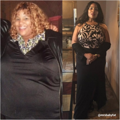"""I've been overweight for over 30 years"": How Chanda lost 280 pounds naturally"