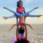 Meet the 3 incredible AcroYoga sisters