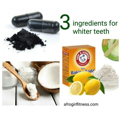 TOP 3 NATURAL TEETH WHITENING PRODUCTS