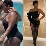 How Fantasia lost all her weight