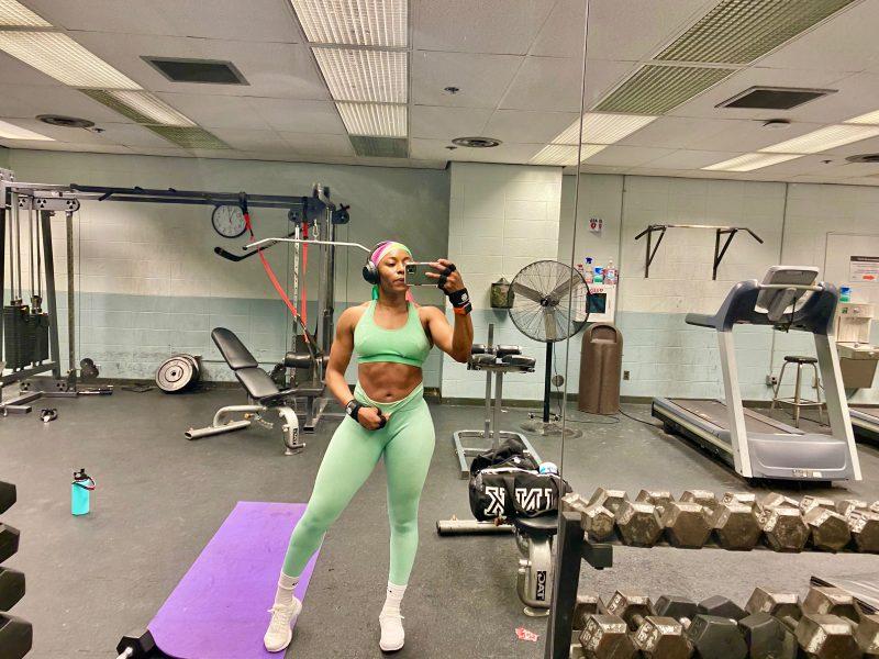 gym gains